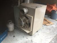 Lenox natural gas heater