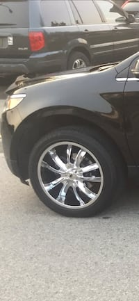 Chrome rims ( for sale ) Vaughan, L4L 5B2
