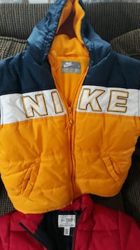 boys winter jackets size 5/6