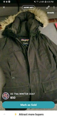 TNA xs winter coat Toronto, M5V 3Y3