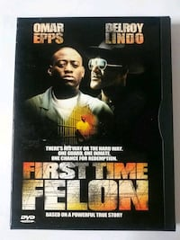 First time felon dvd Baltimore