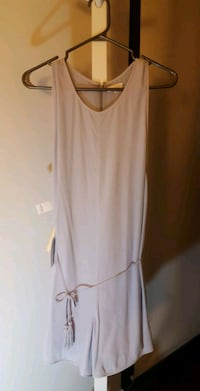 Aritzia Wilfred Rayana Romper Dusted Lavender BNWT Toronto, M5V