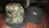 Nike and Obey snapback Danbury, 06810