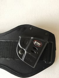 Ruger LCP ankle holster Fubos