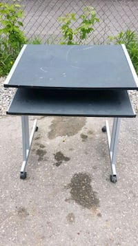 black and gray metal table Cambridge, N3H 0A1