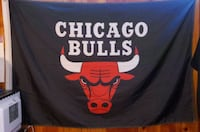 Chicago Bulls Outdoor Flag