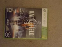 Battlefield 4 Xbox 360 game case Ottawa, K4A 3W4