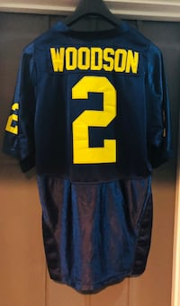 blue and yellow # 12 NFL jersey Ann Arbor, 48103