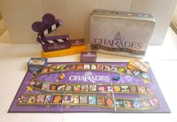 Vintage Disney Charades Board Game - 1999