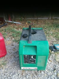 Coleman 1750 generator $125. Knoxville, 37920