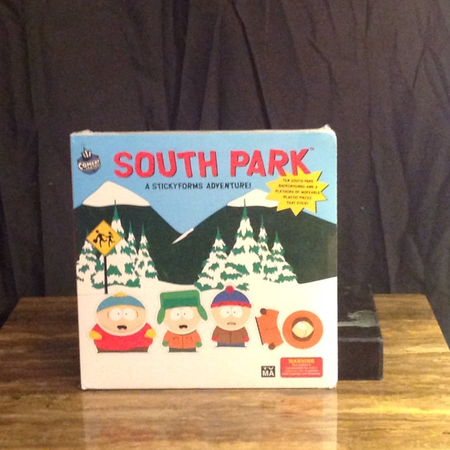 SouthPark Sticker book