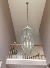 Gold Chandelier PLAINFIELD