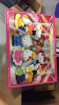 1000pcs limited edition puzzle hello kitty 3741 km