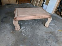 Stripped coffee table Surrey, V3R 0A3