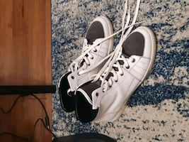 Kenneth Cole high tops, mens size 11