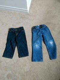 Denim pants, 4T Hamilton, L0R 2H1