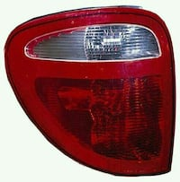 Dodge Caravan - headlamp and tail light cover Edmonton
