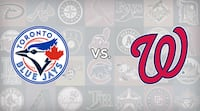 Blue Jays vs. Nationals – June 17…Row 1, Aisle Toronto