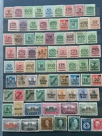 Stamps  Tulare, 93274