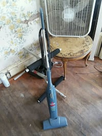 black and gray vacuum cleaner York Haven