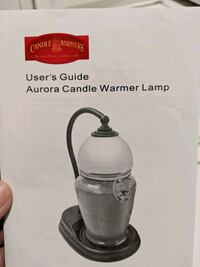 Scented Candle Heat lamp Los Angeles, 90068