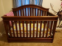 Crib with mattress included
