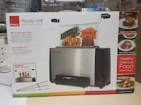 Ronco Ready Grill with 4 Kabob Rods Stainless Steel(Brand New) Mississauga