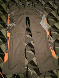 Size 42 but adjustable Brp can am riding pants. There 175 new  Brandenburg, 40108