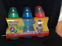 Nuby NonDrip 0m+ feeding bottle Gardena, 90247