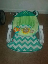 Baby Sit me up chair with toy 1021 mi