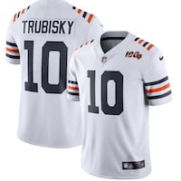 Mitch Trubisky Chicago Bears Jersey MED