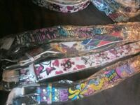Brand New Assorted Belts All Sizes 497 mi