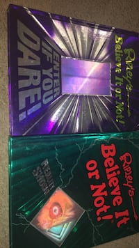 brand new ripley's believe it or not books  Augusta, 30907