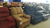 All New Recliners. Get 'em before they are gone!!!! Elkhorn