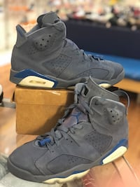 Diffused blue 6s size 10.5 Silver Spring, 20902