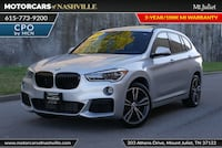 BMW X1 2016 Mount Juliet, 37122
