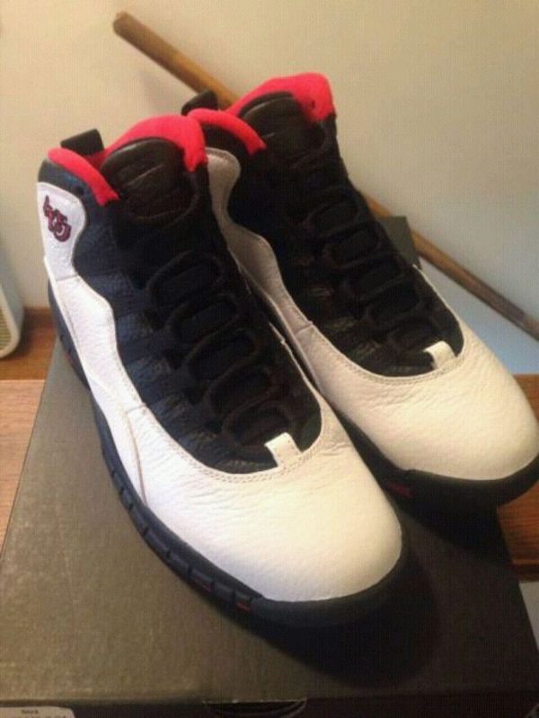 Jordan retro double nickel sz.10