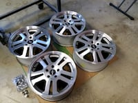MUSTANG WHEELS Winchester