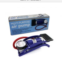 Multi Purpose Air Pump Elizabeth, 07202
