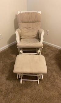 Rocking chair for baby room