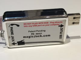 MAJIC JACK HOME PHONE # $10