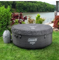 Coleman Cali Saluspa Inflatable Hot Tub