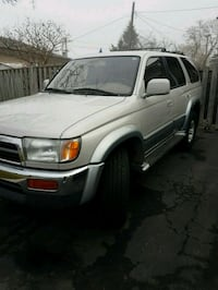 Toyota - 4runner  Limited Edition- 1997 Toronto, M3H 3J7