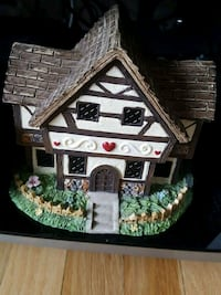 white and brown wooden house miniature Arlington, 12603