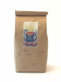 Coffee Dark Roast Brazilian Mogiana Whole Bean 1 Lb Houston, 77040