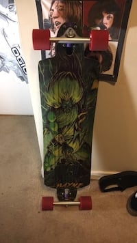 RAYNE KILLSWITCH LONGBOARD COMPLETE Surrey, V4A 3X5