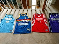 NBA throwback jerseys Gresham, 97030