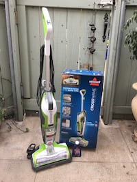 Bissell cross wave cleaner NEW!