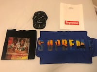Supreme tees and cap for sale  Ashburn, 20148