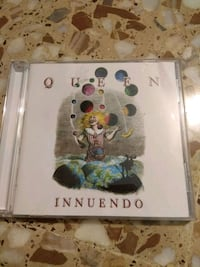 CD QUEEN INNUENDO